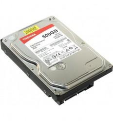 Toshiba Desktop P300 3.5'' HDD SATA-III 500Gb