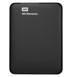 Western Digital Elements HDD EXT 1000Gb