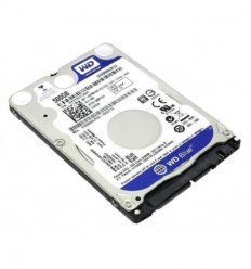 Western Digital HDD 2.5'' SATA-III 500GB Blue WD5000LPCX 5400RPM 16Mb buffer 7mm (аналог WD5000LPVX)