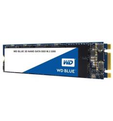 Western Digital SSD BLUE 500Gb SATA-III M2.2280 3D NAND WDS500G2B0B