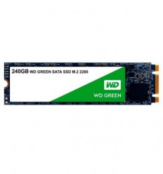 Western Digital SSD Green 240Гb SATA-III M2.2280 3D NAND WDS240G2G0B