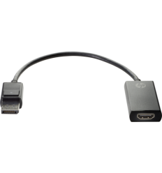 HP Inc. DisplayPort to HDMI 1.4 Adapter