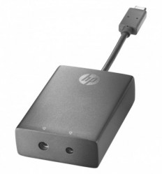 HP Inc. Adapter USB-C to 3 and 4.5mm (x2 1013 G3 Tablet)