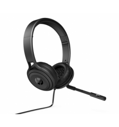 HP Inc. Pavilion USB Headset 500 cons