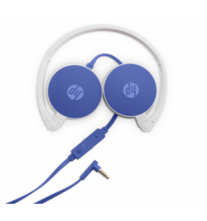 HP Inc. Stereo 3.5mm Headset H2800 (Dragonfly Blue)