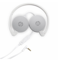 HP Inc. Stereo 3.5mm Headset H2800 (White w. Pike Silver)