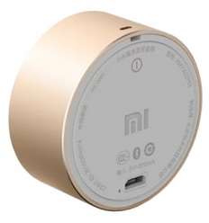 Xiaomi Mi Bluetooth Speaker Mini Gold
