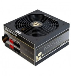 CHIEFTEC PSU GPM-850C 850W Navitas CabMan ATX2.3 EPS12 RTL 14cm 80+Gold Fan Active PFC 20+4