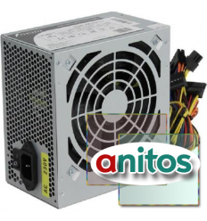 POWERMAN Power Supply 500W PM-500ATX-F