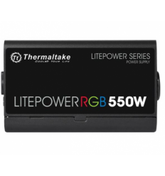 Thermaltake Litepower RGB [PS-LTP-0550NHSANE-1] 550W