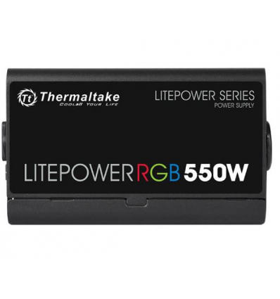 Thermaltake Litepower RGB [PS-LTP-0550NHSANE-1] 550W