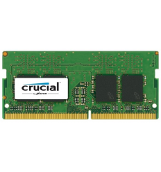 Crucial by Micron DDR4 4GB 2400MHz SODIMM (PC4-19200)