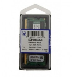 Kingston Branded DDR-III 8GB (PC3-12 800)