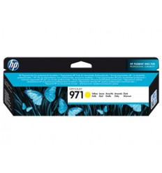 HP Inc. 971 Yellow Original Ink