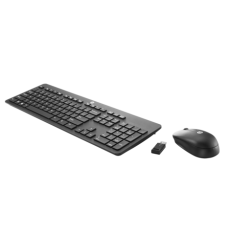 HP Inc. Slim Wireless Keyboard+Mouse BLANK