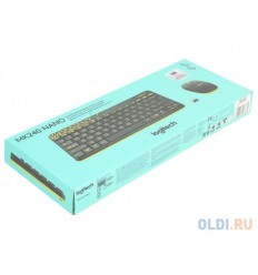 LOGITECH Wireless Desktop MK240 (Keybord&mouse)