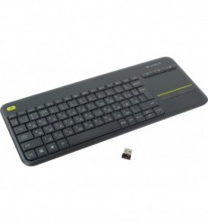 LOGITECH Wireless Keyboard K400 Plus