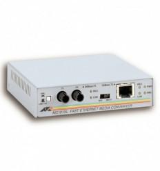 Allied Telesis Media Converter 100BaseTX to 100BaseFX (ST Multimode)