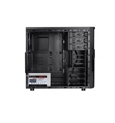Thermaltake Versa H21 CA-1B2-00M1NN-00 черный ATX 2x120mm 1xUSB2.0 1xUSB3.0