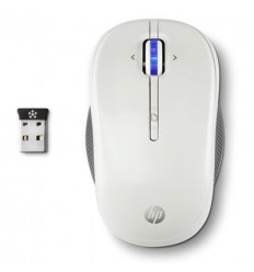 HP Inc. Mouse Wireless Mouse X3300 (White)