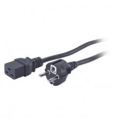 APC by Schneider Electric к источникам бесперебойного питания APC Power Cord [IEC 320 C19 to Schuko] - 16 AMP