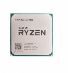 AMD CPU AMD Ryzen X4 R3-1200 Summit Ridge 3100MHz AM4