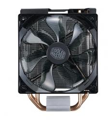 Cooler Master для процессора Вентилятор для процессора Hyper 212 LED Turbo Black Cover (RR-212TK-16PR-R1)