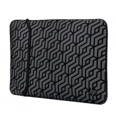 HP Inc. Case Reversible Sleeve Geometric (for all hpcpq 15.6'' Notebooks)