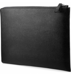 HP Inc. для ноутбука Case Leather Black Sleeve (for all hpcpq 10-12.5'' Notebooks)