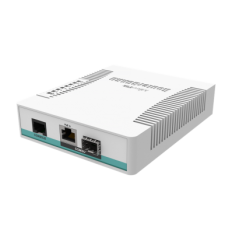 MikroTik Cloud Router Switch 106-1C-5S with QCA8511 400MHz CPU