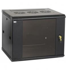 IEK LINEA W 9U 600x450 мм дверь стекло