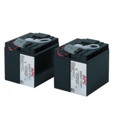 APC by Schneider Electric для источника бесперебойного питания apc Battery replacement kit for SU1400RMXLINET