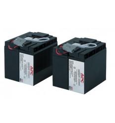 APC by Schneider Electric для источника бесперебойного питания apc Battery replacement kit for SUA48XLBP