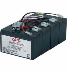APC by Schneider Electric для источника бесперебойного питания apc Battery replacement kit for SU2200R3IBX120