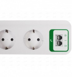 APC by Schneider Electric APC Essential SurgeArrest 5 outlets with phone protection 230V Russia