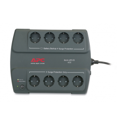 APC by Schneider Electric APC Back-UPS ES 400VA