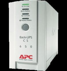APC by Schneider Electric APC Back-UPS CS 650VA