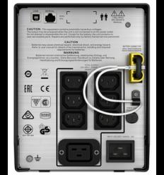 APC by Schneider Electric Smart-UPS C 2000VA