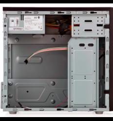 IN WIN Mini Tower InWin ENR021 Black 400W RB-S400T70 2*USB+AirDuct+Audio mATX (6100467)
