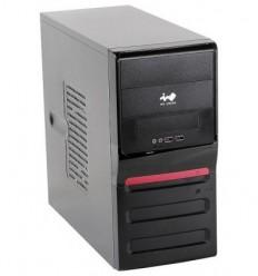 IN WIN Mini Tower InWin ENR025 Black 400W RB-S400T70 2*USB+AirDuct+Audio mATX (6101065)