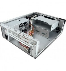 IN WIN Slim Case InWin BP655 Black 200W 2*USB+AirDuct+Fan+Audio*6102911