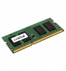Crucial by Micron DDR3L 4GB 1600MHz SODIMM (PC3-12800)