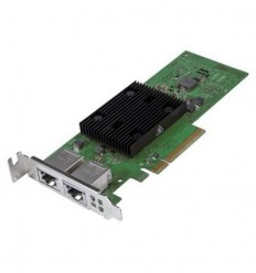 Dell Technologies DELL NIC Broadcom 57406 Dual Port 10GBase-T PCIe Low Profile Adapter (analog 540-11152)