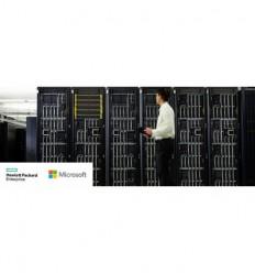 HPE на бумажном носителе HPE Microsoft Server 2016 (16-Core)