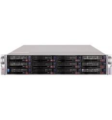 Supermicro SuperStorage 2U Server 6028R-E1CR12L
