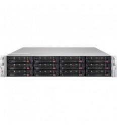 Supermicro SuperStorage 2U Server 6028R-E1CR12N