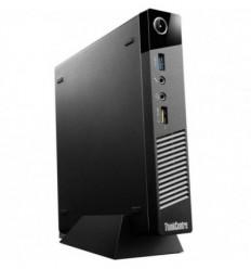 Lenovo ThinkCentre Tiny M720q i3-8100T 4GB 128GB_SSD Int. NoDVD Vesa Mount BT_1X1AC USB KB&Mouse NO OS 3Y on-site