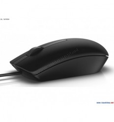 Dell Technologies Mouse MS116 USB optical (Black)