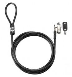 HP Inc. hp для ноутбуков Lock Keyed Cable Lock 10mm (183cm)