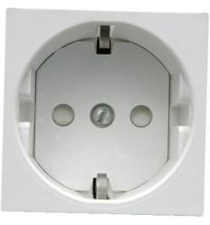 Schneider Electric 45x45 мм для одного Keystone коннектора
